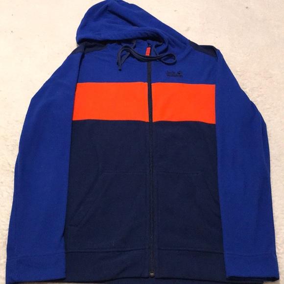 neu kaufen Exklusive Angebote Fang Jack Wolfskin Fleece Jacket